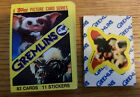 1984 Topps Gremlins Trading Cards 34
