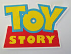 Toy Story Title Paper Piecing Die Cut Scrapbook Embellishement