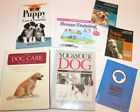 Lot of Dog Books Puppy Care House Training You  Your Dog Care Handbook