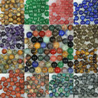Wholesale Natural Genuine Stone Gemstone Round Spacer Loose Beads 4681012mm