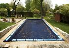 Cover Black Mesh 16 X 24 In Ground Pool Swimming Pool