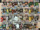 Funko POP! MARVEL Exclusives Lot of 28 SOLO HULK MOON KNIGHT THOR KING GROOT