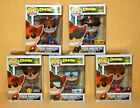 CRASH BANDICOOT LOT - Crash Bandicoot Funko Pop - Common & Exclusive - See Below