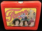 1983 FAME Vintage Plastic Lunchbox No Thermos Lunch Box New York TV Show Dance