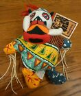 Disney Store The Lion King Trickster #3 The Broadway Musical Plush Beanie w/Tag