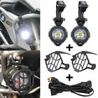 2X For BMW R1200GS F800GS Motorcycle LED Headlight Front Fog Light Lamp S