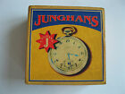 SOUVENIR ADVERTISING CARDBOARD BOX CASE FOR JUNGHANS POCKET WATCH