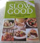 Weight Watchers Slow Good Cookbook Super Slow Cooker Cookbook Flex Core Points