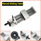 Cnc Sliding Table Xyz Axis Cross Slide Linear Guide Stage Sfu1605 Ballscrew Th16