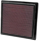 Jeep Grand Cherokee K&N Air Filter - Dodge Durango - 3.6 V6 5.7 6.4 V8 - 33-2457