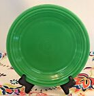 Vintage Fiestaware Medium Green Lunch Plate Fiesta Luncheon Plate 1950s
