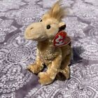 TY KHUFU the CAMEL BEANIE BABY - MINT with MINT TAGS New With Tags