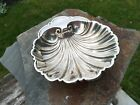 VINTAGE 5 GORHAM STERLING SILVER NAUTICAL CLAM SHELL NUT CANDY DISH 86 GRAMS