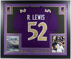 Ray Lewis Rookie Cards and Autograph Memorabilia Guide 39