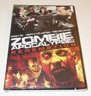 Zombie Apocalypse Redemption DVD 2011 Wide screen Brand New Sealed