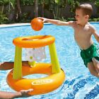 Basketball Game Funny Toy Floating Hoops For Swimming Pool Game Pool Inflatable