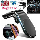 Stand Universal Cell Mobile Phone GPS Air Vent Magnetic Car Mount Cradle Holder