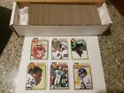 1979 TOPPS FOOTBALL Complete Set #1-528 - Mint+ Condition cards look pack fresh