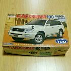 Rare Toyota Land Cruiser 100 Wagon VX Limited 1/24 Plastic Model from Japan F/S