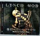 Revolution [Deluxe Collection]  by Lynch Mob (CD,/dvd Aug-2012, 2 Discs,