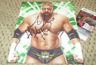 2017 Leaf Wrestling Autographed Photograph Edition 17
