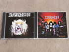 DARXON - Killed In Action + No Thrills - 2 CD SET