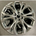 Take Off 20 2018 2019 Buick Enclave Smoked Hyper Silver Finish Alloy Wheel Rim