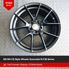 19 M3 M4 CS Style Gunmetal Wheels Set of 4 Fit BMW F30 F31 F32 F33 F36