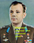 Cosmonaut Yuri Gagarin First Person in Space Signed Photo