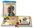 ALFRED HITCHCOCK The Masterpiece Collection 14 DISC BLU RAY SET Region Free