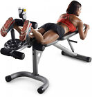 NEW Home Gyms Exercise Equipment Machine Leg Curl Extension Bench For Arm Bicep