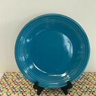 Fiestaware Peacock Chop Plate Fiesta Retired Blue 12 inch Charger Plate