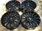 22 fits Range Rover Autobiography Wheels HSE Sport Land Rover Gloss Black Rims