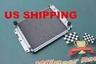 56mm Aluminum Radiator JEEP WRANGLER Renegade YJ TJ Chevy V8 SWAP Conversion