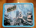 Vintage Star Wars The Empire Strikes Back Metal Lunch Box No Thermos 1980