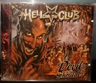 Hell In the Club - Devil on My Shoulder CD Brand New/Sealed Sleaze