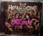 Hell In the Club - See You On The Dark Side CD Sleaze Like New