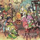 New CODE OF PRINCESS Original Soundtrack CD Japan F/S