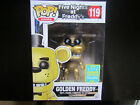 FUNKO POP! #119 - GOLDEN FREDDY - FIVE NIGHTS AT FREDDY'S - SDCC 2016 EXCLUSIVE
