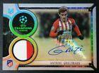 2018-19 Topps Museum Collection UEFA Champions League Soccer Cards 20