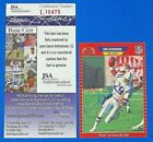 Eric Dickerson Cards, Rookie Card and Autographed Memorabilia Guide 38
