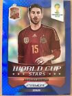 2014 FIFA World Cup Soccer Cards and Collectibles 43