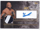 2017 Topps UFC Fire MMA Cards 11