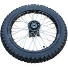 14 inch Front Wheel Rim Tire Assembly for HONDA XR50 CRF50 125 Dirt Pit Bike 14