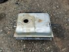 1987 1990 Jeep Wrangler YJ 15 Gallon Melal Gas Tank and Skid Plate 88 89 42 25
