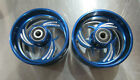 Goped Performance Goped GSR Sport Parts Blue Kaos Wheels Set of 2