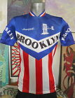 80s Vintage BROOKLYN Campagnolo Cycling Jersey Medium Torralba