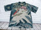 RARE Vintage TORI RICHARD Royal Hawaiian Hotel 100 Rayon Shirt 2XL USA Made
