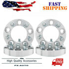 4pc 1  5x475 to 5x475  705mm CB Wheel Spacers Adapters for Chevrolet S10