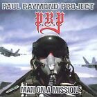 Man on a Mission, Raymond, Paul Project, Very Good Import